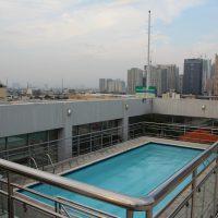 HS Solana Pool Deck