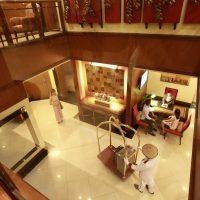 HSS Lobby - Atrium 1