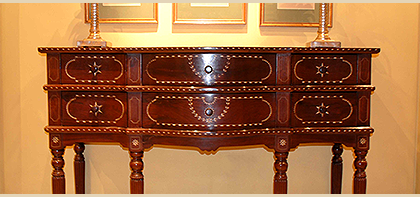 Philippine Antique Furniture and Prints