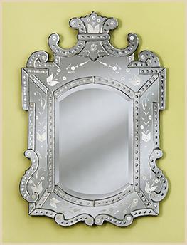 Venetian Glass Mirrors